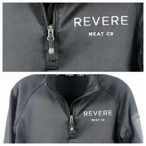 Impossible! Revere MEAT Co quarter zip